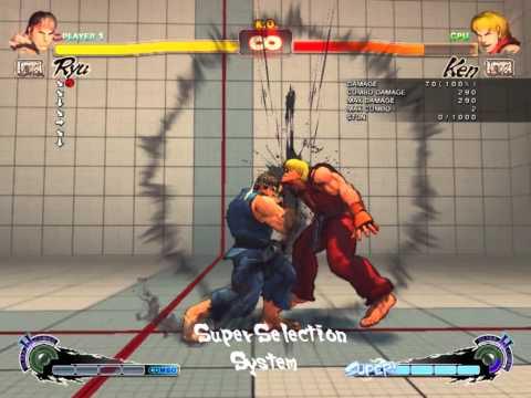 Ultra 3rd Strike FULL v0.2 - Trailer