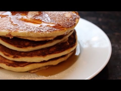 Restaurant Style Pancakes