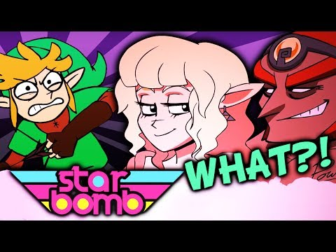 BEST Zelda Rap EVER ANIMATED   by Joel C - Starbomb