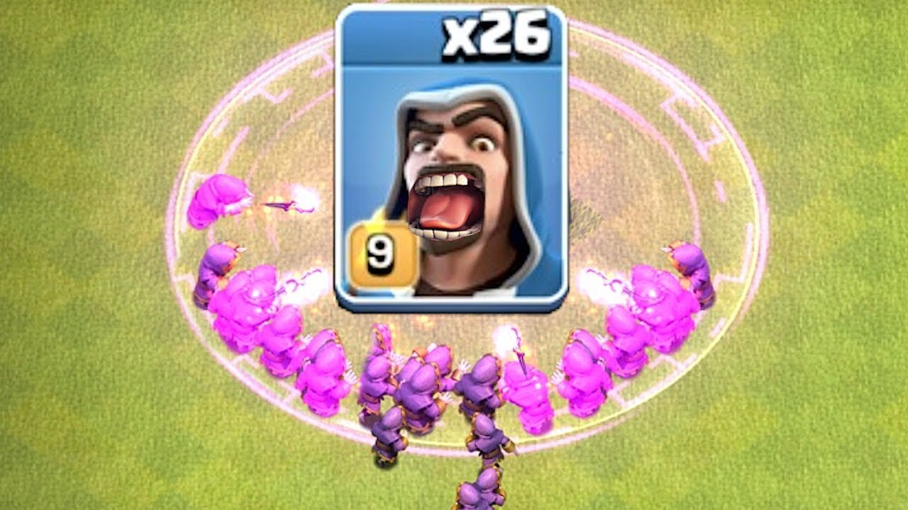 "you will REGRET using THIS army!! ""Clash Of Clans"" NEW event"