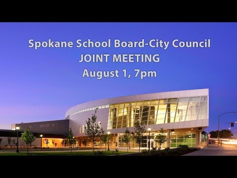 School Board-City Council Joint Meeting