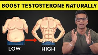 How to Increase Teṡtosterone | 4 Natural Testosterone Booster Food | Yatinder Singh
