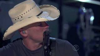 Kenny Chesney singing You