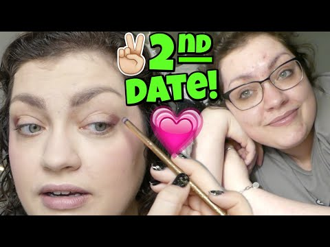 SECOND DATE GET READY & UNREADY WITH ME #2 | Makeup, Outfit, & DATE RECAP!!!