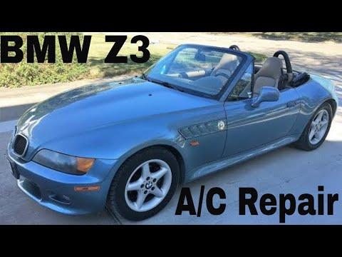 BMW Z3 Climate Controls Replacement How-To