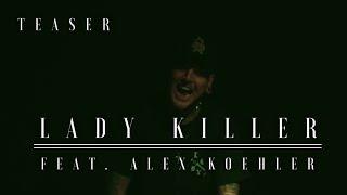 """Classic Jack - """"Lady Killer"""" ft. Alex Koehler of Chelsea Grin (Teaser)"""