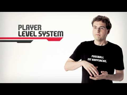 FIFA MANAGER 11: Player Level System