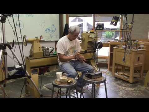 Michael Lee: Arrowmont Workshop 2017