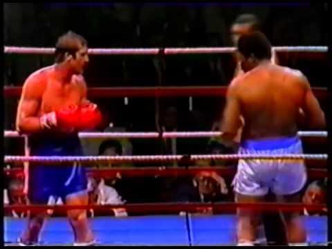 Greg Page vs Gerrie Coetzee