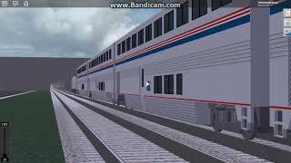 Roblox Rails Unlimited - BETA, AMTRAK