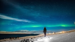FINALLY FOUND NORTHERN LIGHTS
