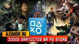 Lista com Todos os Jogos Gratuitos para PlayStation 3 na PlayStation Store