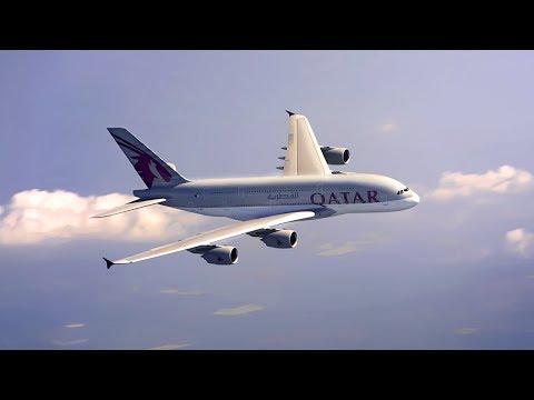 No Borders, Only Horizons - Qatar Airways