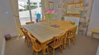 Cornwall Holiday Cottage - Penhale Villa - Holiday House, Perranporth, Cornwall
