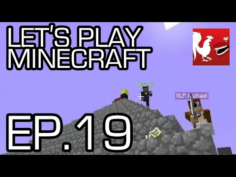 Let's Play Minecraft Episode 19 - Altar of Pimps