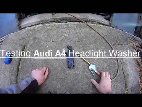 hqdefault audi headlight washer nozzle, how to test a4 s4 a6 youtube
