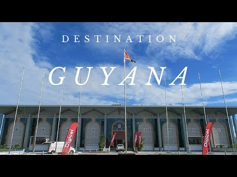 Destination Guyana!
