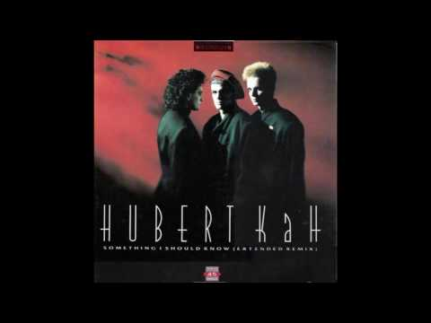 """Hubert Kah - """"Something I Should Know"""" (extended remix) (Germany Blow Up) 1986"""