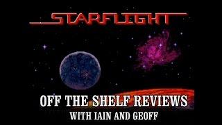 Starflight - Sega Mega Drive - Off The Shelf Reviews