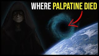 How Palpatine's Death Left a WOUND in the Force | Star Wars Lore
