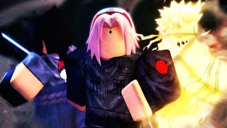 NEW Naruto Game on ROBLOX