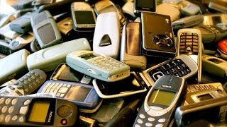 Gönüllerin Akıllısı ! İşte Eski Telefonlarımız
