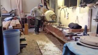 Wood Turning A Pedestal