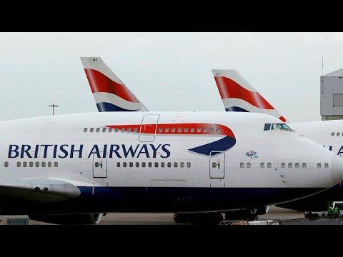 British Airways pilots to walk off job in biggest strike in airline's history