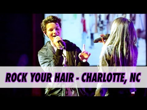 Rock Your Hair Concert Highlights - Charlotte, NC