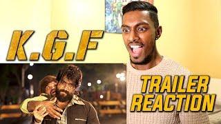 KGF Trailer 2 Reaction & Review   Yash   PESH Entertainment