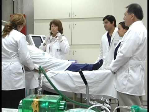 Técnico y Licenciatura en Terapia Respiratoria URL - YouTube