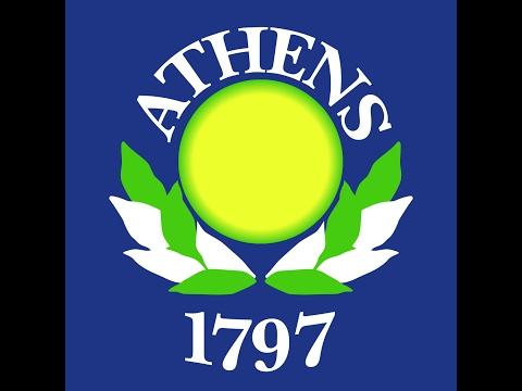 Athens City Council April 24th, 2017