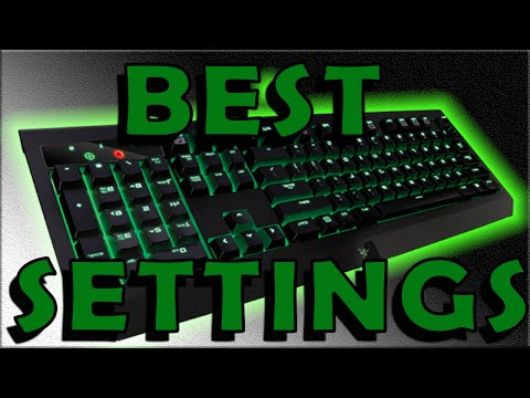 BEST KEYBOARD SETTINGS (for Brawlhalla)