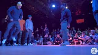 Rhyno/Church vs P-Nut/J-Boogie | Finał - Catch Wreck 2019