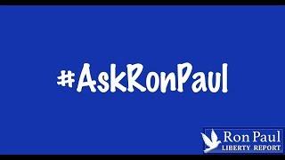 Alex Jones, FDR, Partisanship, And More...#AskRonPaul