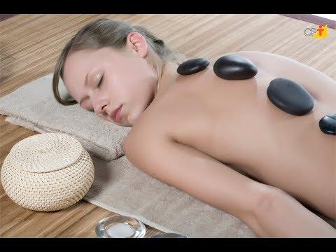 Curso a Distância Massagem Relaxante e Terapia com Pedras Quentes