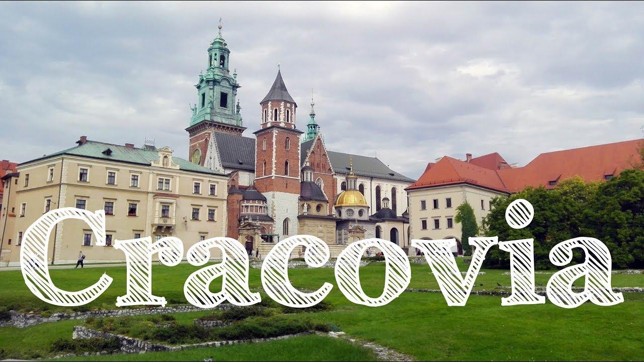 Cracovia, Polonia - Recorrido Turístico - YouTube