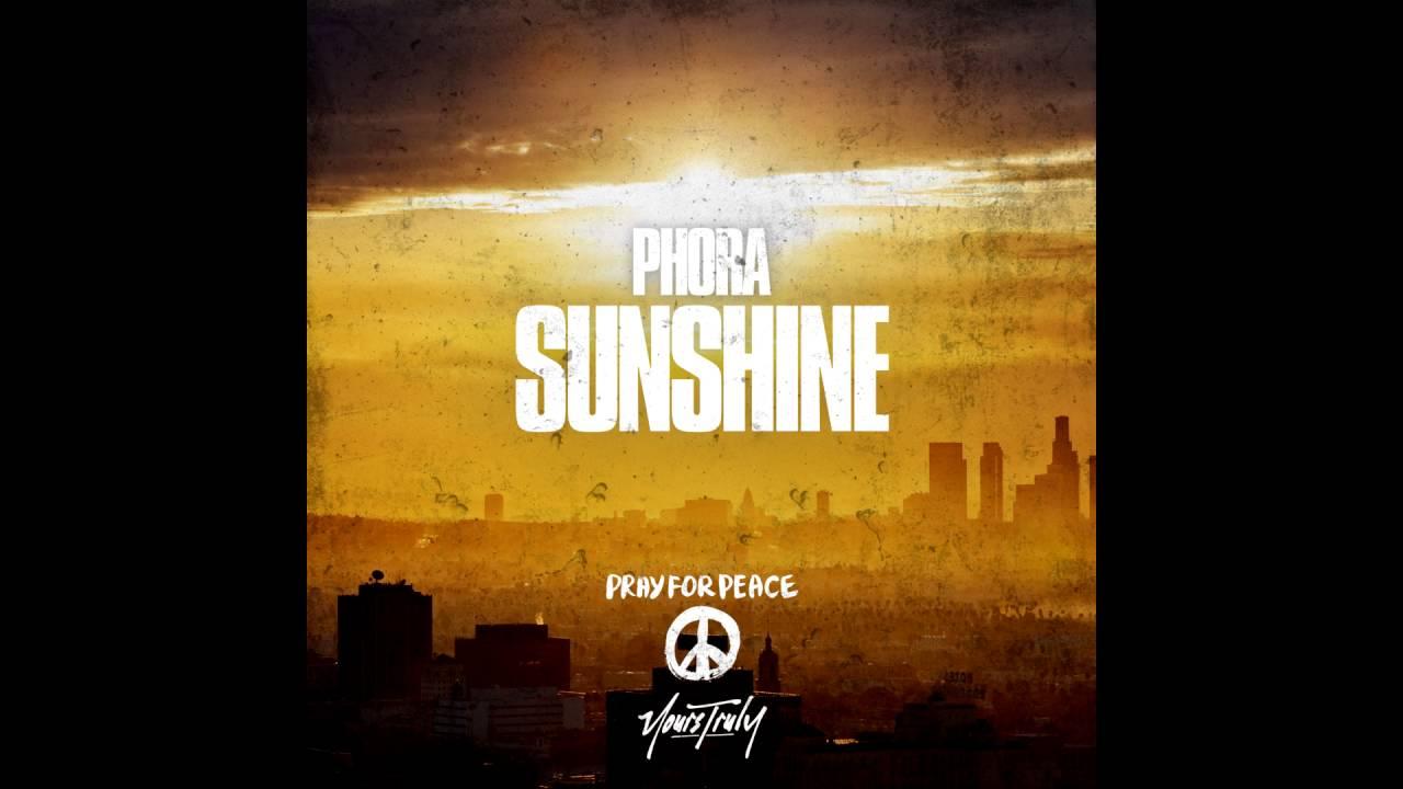 Phora's 'Sunshine' sample of Maverick Sabre's 'I Need'   WhoSampled