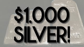 Why Long Term Silver and Gold Price Targets are Silly