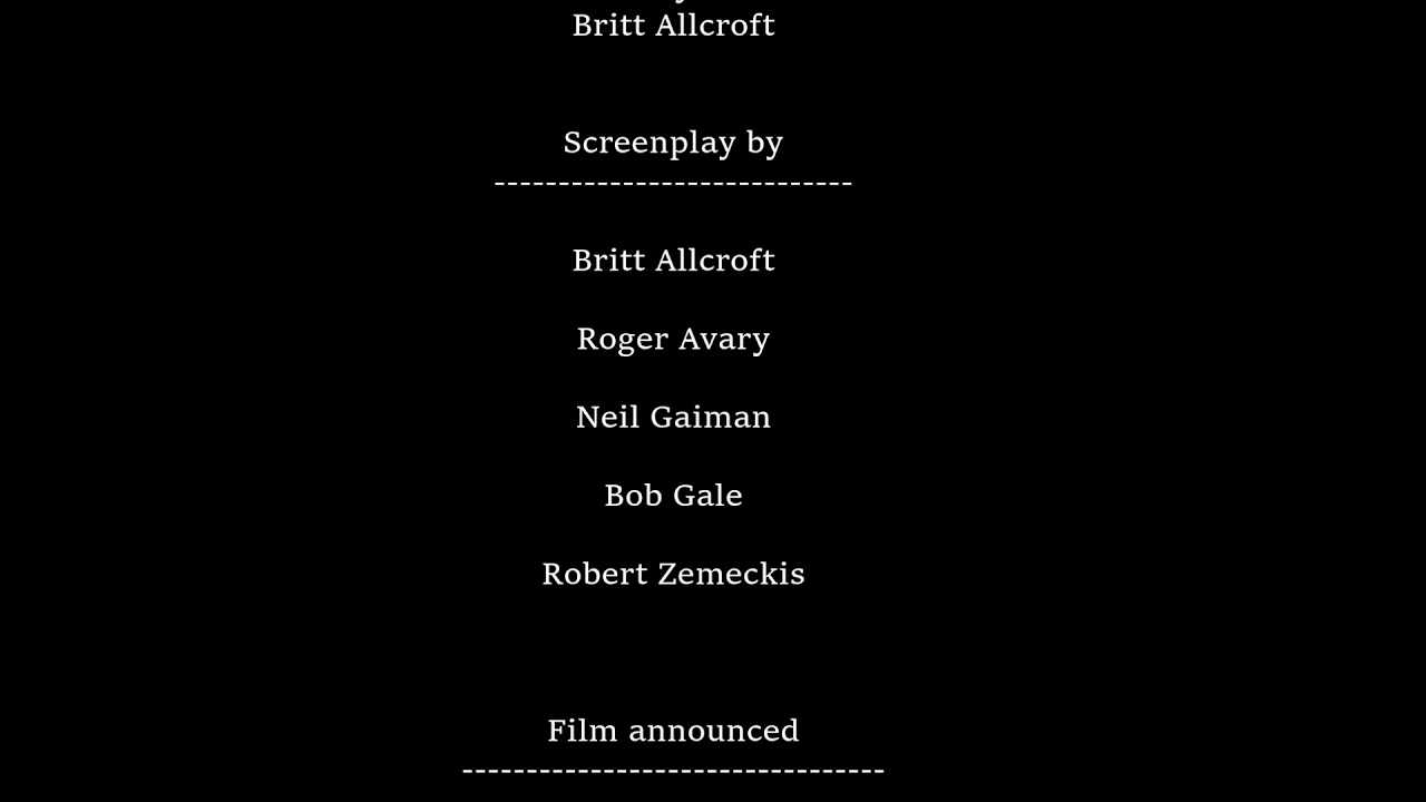 Thomas And The Magic Railroad 2019 End Credits