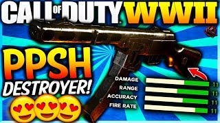 DESTROY that LIKE button for the BEST CLASS SETUP in COD WW2 Multip...