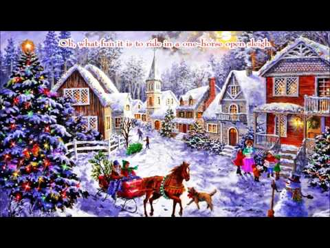 ⋱★JINGLE BELLS★⋰ by Jim Reeves