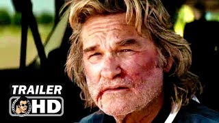 CRYPTO Trailer (2019) Luke Hemsworth, Kurt Russell Action Movie HD
