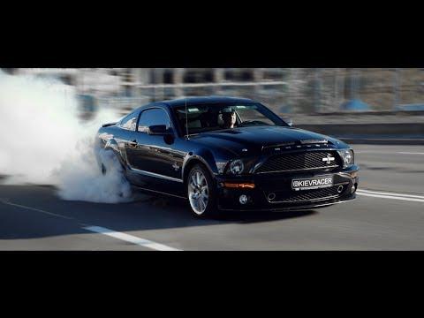Смотреть Заруба на деньги 850hp SHELBY GT500KR vs GT-R 700hp! онлайн