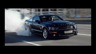 Заруба на деньги 850hp SHELBY GT500KR vs GT-R 700hp!
