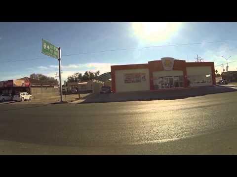 San Luis Rio Colorado, Sonora to Los Algodones, Baja, California, Mexico, Drivers Side