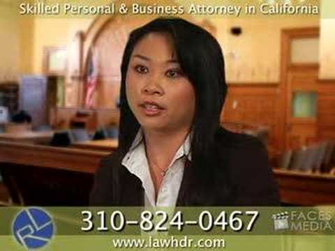 Skilled Personal and Business Attorney in California