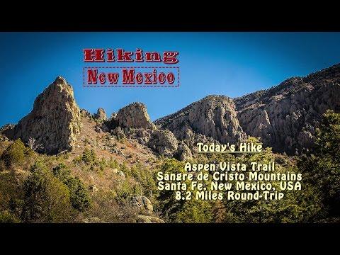 Day Hike: Aspen Vista ~ Sangre de Cristo Mountains ~ Santa Fe, New Mexico, USA