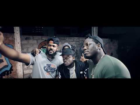 OMAR B X KANAA X GYL PHENIX X CHARA ONE X MIC FLAMMEZ - RAP RITUEL ( OFFICIAL VIDEO  BY COPHY RAF )