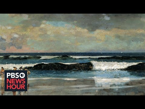 Winslow Homer's Long Love Affair With The Sea